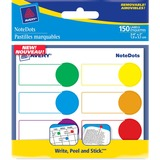 Avery NoteDots Color Coded Label 45285