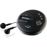 GPX PC332B CD Player - Black PC332B
