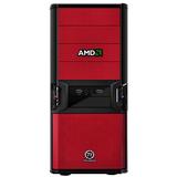 Thermaltake V3 Black AMD Edition System Cabinet VL800P1W2N