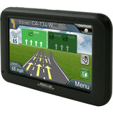 Magellan RoadMate 2220-LM Automobile Portable GPS Navigator RM2220SGLUC