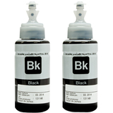 Aleratec RoboJet AutoPrinter Ink, Black, 2-Pack