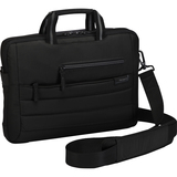 "Targus Pewter TST235CA Carrying Case for 13"" Notebook, MacBook, Ultrabook - Black TST235CA"