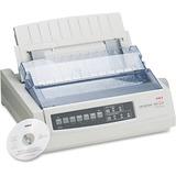 Microline 320 Turbo Dot Matrix Impact Printer  MPN:62411601