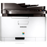 Samsung CLX-3305FW Multifunction Color Laser Printer 2400X600DPI 18/4PPM LCD Ethernet USB 2.0