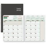 Blueline Monthly Planner C235-81T