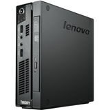 Lenovo ThinkCentre M72e 4004A1U Desktop Computer - Intel Core i3 i3-2120T 2.6GHz - Ultra Small - Business Black 4004A1U