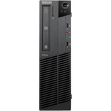Lenovo ThinkCentre M92p 3209A2U Desktop Computer - Intel Core i5 i5-3550 3.3GHz - Small Form Factor - Business Black 3209A2U