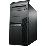 Lenovo ThinkCentre M92p 3212E4U Desktop Computer - Intel Core i5 i5-3470 3.2GHz - Tower - Business Black 3212E4U