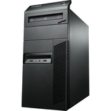 Lenovo ThinkCentre M92p 3212E2U Desktop Computer - Intel Core i5 i5-3570 3.4GHz - Tower - Business Black 3212E2U