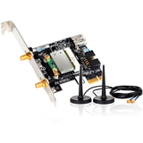 Gigabyte IEEE 802.11n PCI Express Bluetooth 4.0 - Wi-Fi/Bluetooth Combo Adapter GC-WB300D