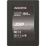 "Adata Premier Pro Pro SP900 64 GB 2.5"" Internal Solid State Drive ASP900S3-64GM-C"