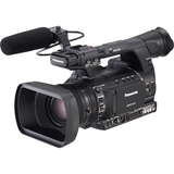 "Panasonic AG-AC130A Digital Camcorder - 3.5"" LCD - MOS - Full HD, DV"