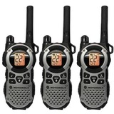 Motorola MT352R Triple Pack 2-Way Radio with High Capicity Battery