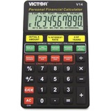 Victor V14 Personal Financial Calculator For Dummies - V14