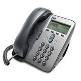Cisco 7911G IP Phone - Dark Gray, Silver CP-7911G=