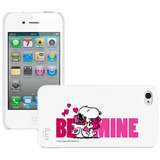 jWIN iLuv ICP753BMWHT Carrying Case for iPhone - White - ICP753BMWHT