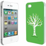 jWIN iLuv ICP754GTGRN Carrying Case for iPhone - Green - ICP754GTGRN