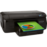 HP Officejet Pro 8100 N811A Inkjet Printer - Color - 4800 x 1200 dpi P - CM752A201