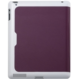 Cooler Master C-IP3F-SCWU-PW Carrying Case (Folio) for iPad - Purple