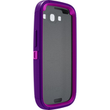 Otterbox Defender Carrying Case (Holster) for Smartphone - Pop Purple/ - 7721380