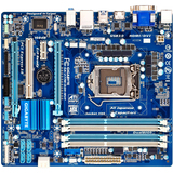 Gigabyte Ultra Durable 4 Classic GA-Z77M-D3H-MVP Desktop Motherboard - Intel Z77 Express Chi