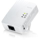 Zyxel 500 Mbps Mini Powerline Ethernet Adapter PLA4201KIT