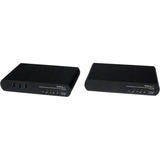StarTech.com USB DVI KVM Console IP Extender over Cat5 with Audio - 16 - SV565LANDUA
