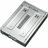 Icy Dock MB982IP-1S-1 Drive Bay Adapter - Internal - Silver - MB982IP1S1