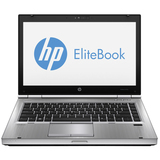 "HP EliteBook B5P22UT 14"" LED Notebook - Intel Core i5 i5-3210M 2.50 GHz - Platinum"