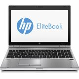 "HP EliteBook 8570p B5P98UT 15.6"" LED Notebook - Intel - Core i5 i5-3320M 2.6GHz - Platinum B5P98UT#ABA"