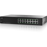 Cisco SG100-16 16-Port Gigabit Switch - SG10016NA