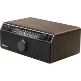 Sangean FM / AM / Aux-in / Bluetooth Wooden Cabinet Receiver