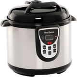 West Bend NEW!82011 - 6 Qt. Pressure Cooker - 82011