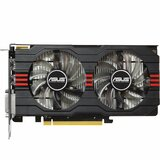Asus HD7770-2GD5 Radeon HD 7770 Graphic Card - 1020 MHz Core - 2 GB GDDR5 SDRAM - PCI Express 3.0 x16 HD7770-2GD5
