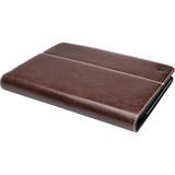 Kensington KeyFolio Pro 2 Carrying Case (Folio) for iPad - Dark Brown