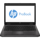 "HP ProBook 6475b B5U22AW 14"" LED Notebook - AMD - A-Series A6-4400M 2.7GHz - Tungsten B5U22AW#ABA"