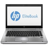 "HP EliteBook 8470p B5W73AW 14.0"" LED Notebook - Intel - Core i5 i5-3320M 2.6GHz - Platinum B5W73AW#ABA"