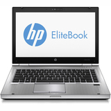 "HP EliteBook 8470p B5W71AW 14.0"" LED Notebook - Intel - Core i5 i5-3320M 2.6GHz - Platinum B5W71AW#ABA"