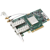 Solarflare Dual-Port 10GbE SFP+ Onload Precision Time Synchronization Server Adapter