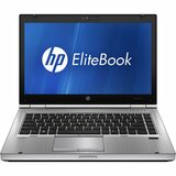 "HP EliteBook 8470p B5W73AW 14.0"" LED Notebook - Intel - Core i5 i5-3320M 2.6GHz - Platinum B5W73AW#ABL"