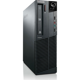 Lenovo ThinkCentre M82 3306B1U Desktop Computer - Intel Core i3 i3-2120 3.3GHz - Small Form Factor - Business Black 3306B1U