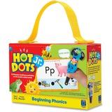 Educational Insights Hot Dots Jr. Cards: Beginning Phonics