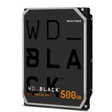 Western Digital Caviar Black 500GB SATA3 6GB/S 7200RPM 64MB Cache 3.5in HDD Hard Drive OEM
