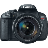 Canon EOS T4i 18 Megapixel Digital SLR Camera (Body with Lens Kit) - 1 - 6558B005