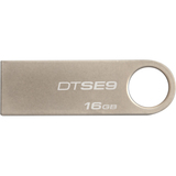 Kingston DataTraveler SE9 16 GB USB 2.0 Flash Drive DTSE9H/16GBZCR