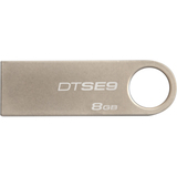Kingston 8GB DataTraveler SE9 USB 2.0 Flash Drive DTSE9H/8GBZCR