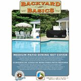 "Backyard Basics ""Eco-Cover 96"""" Patio Dining Set Cover"""