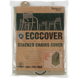 Backyard Basics Eco-Cover Stacked Chairs Cover