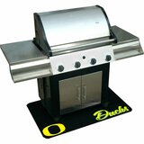 Mr. Bar.B.Q Oregon Ducks Grill Mat