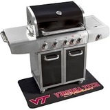 Mr. Bar.B.Q Virginia Tech Hokies Grill Mat